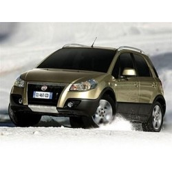 Авточехлы Автопилот для Fiat Sedici в Ростове