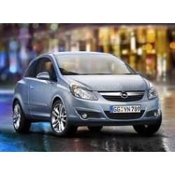 Авточехлы Автопилот для Opel Corsa D в Ростове