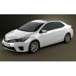 Авточехлы Автопилот для Toyota Corolla 11 E170 в Ростове